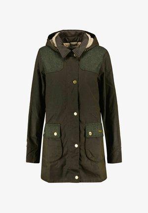 Winter coat - oliv (45)