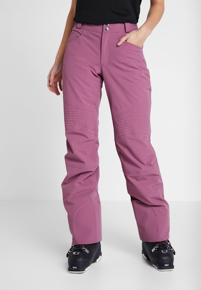 REBELS PANTS - Pantaloni da neve - elder