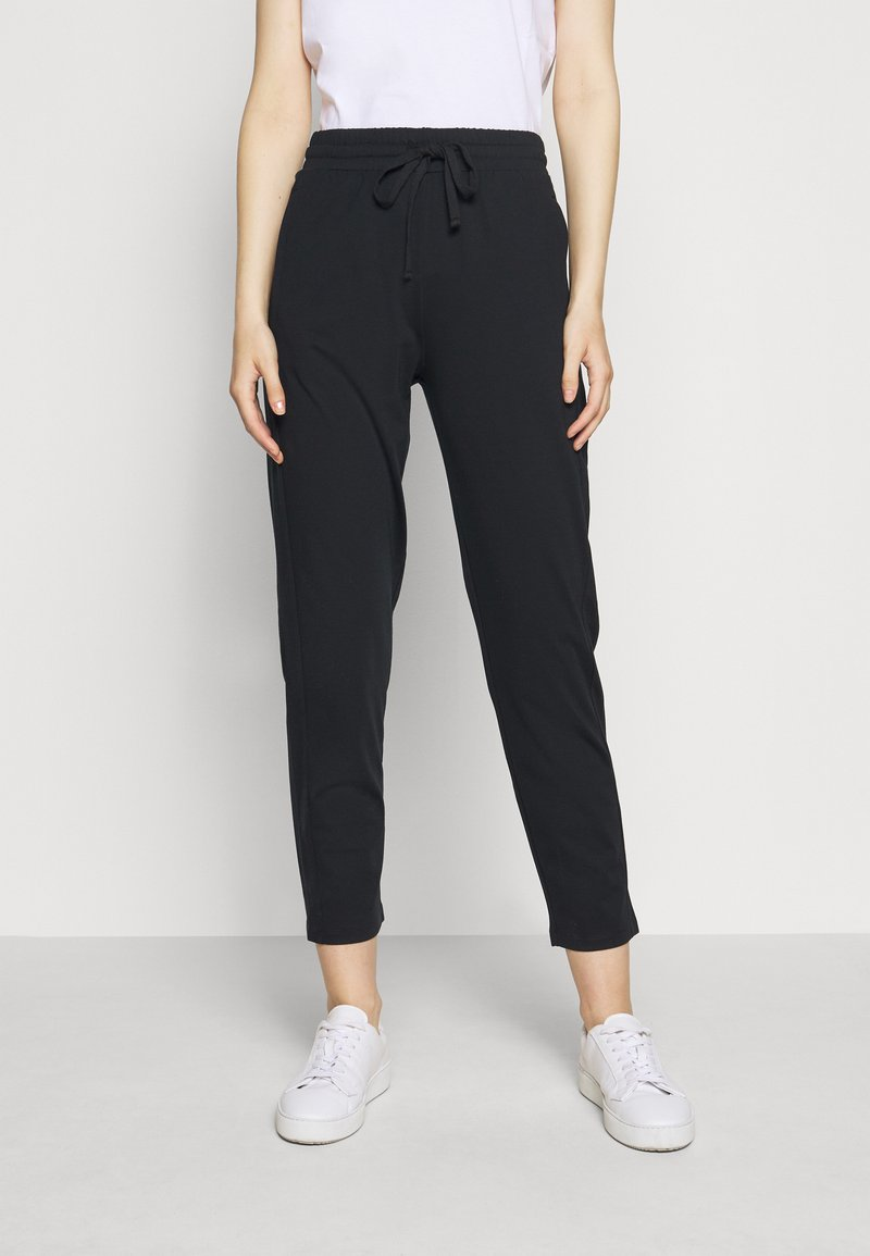 WEEKEND MaxMara - KERAS - Tracksuit bottoms - black