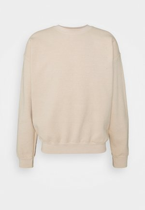 ATHLETICS UNISEX - Collegepaita - beige
