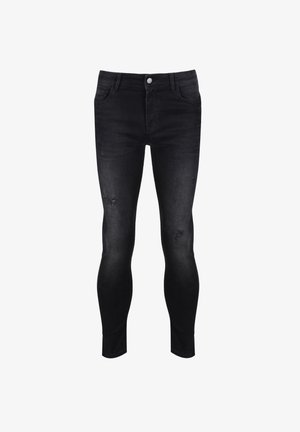 Jeans Skinny Fit - blackdenim