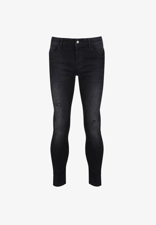 Jeans Skinny - blackdenim
