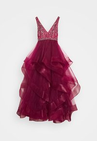 Luxuar Fashion - Vestido de fiesta - weinrot - 4