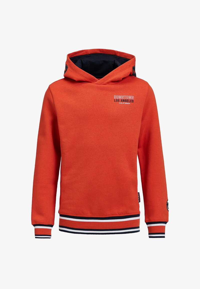 WE Fashion - Hoodie - bright orange