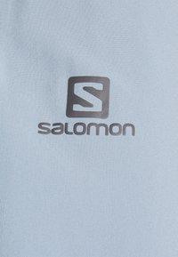 Salomon - TWINSKIN - Outdoorové kraťasy - ashley blue - 2