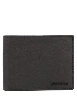 BARRY GELDBÖRSE RFID LEDER 12 CM - Wallet - black