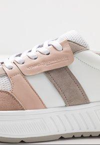 Kennel + Schmenger - MATRIX - Sneakers laag - bianco/sasso/grey - 2