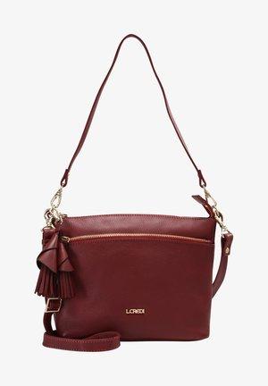 GRITTA - Handbag - rot