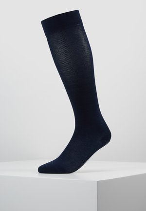 FLY CARE - Knee high socks - marine