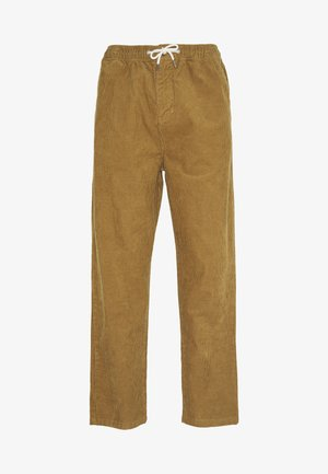 BIAK - Trousers - dull gold