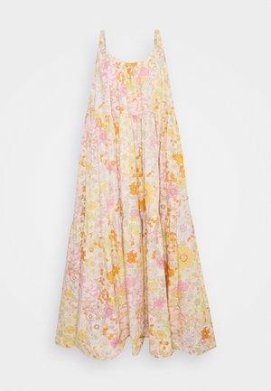 PARK SLOPE DRESS - Vestido largo - light combo