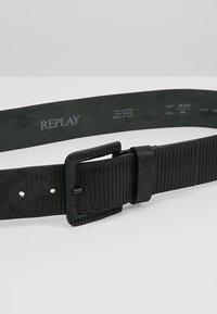 Replay - Belt - black - 4