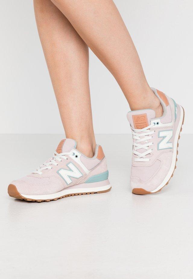 WL574 - Sneakersy niskie - pink
