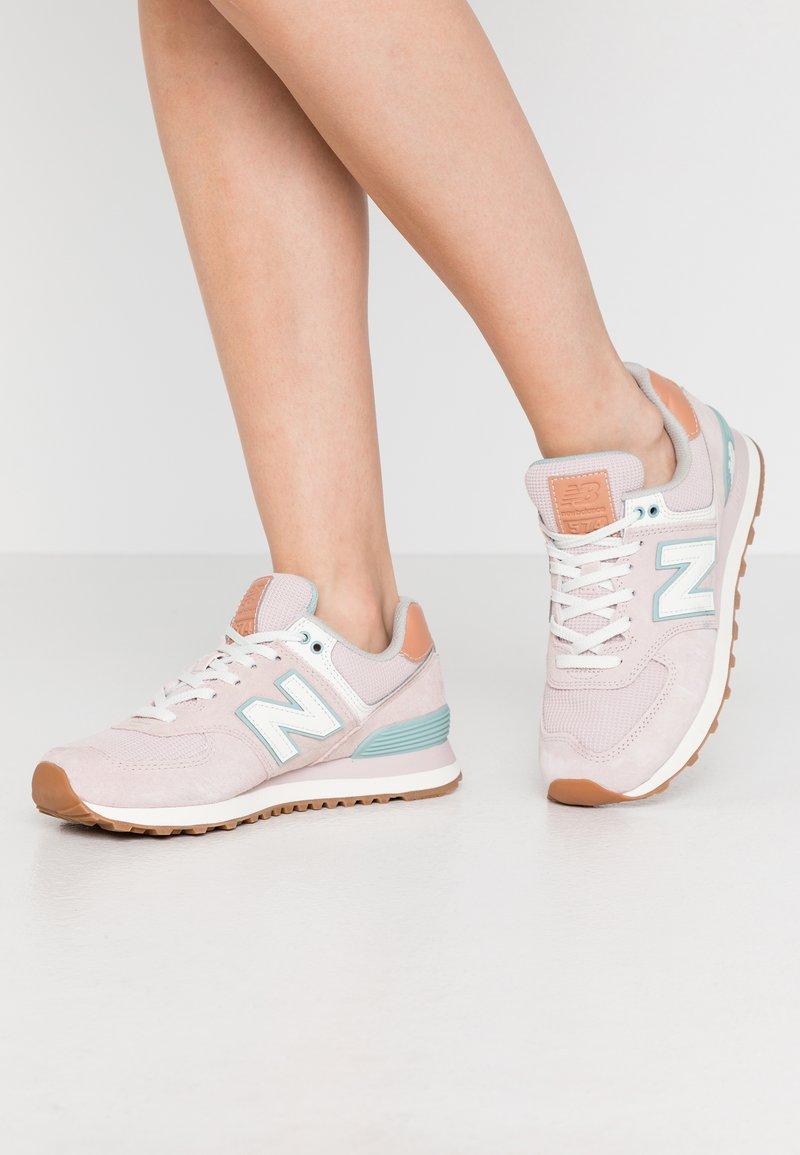 New Balance - WL574 - Zapatillas - pink
