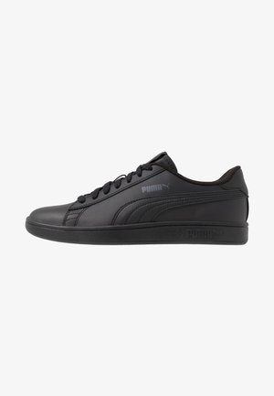SMASH UNISEX - Trainers - black