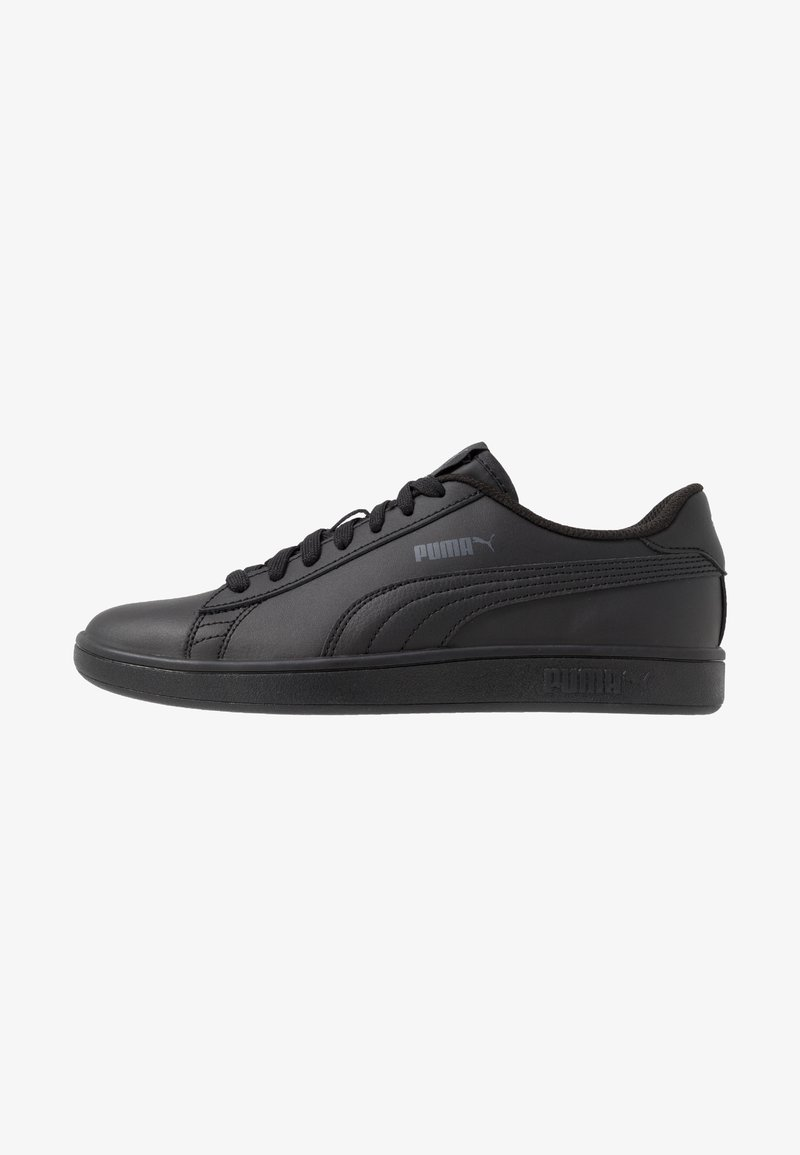 Puma - SMASH  - Sneakersy niskie - black