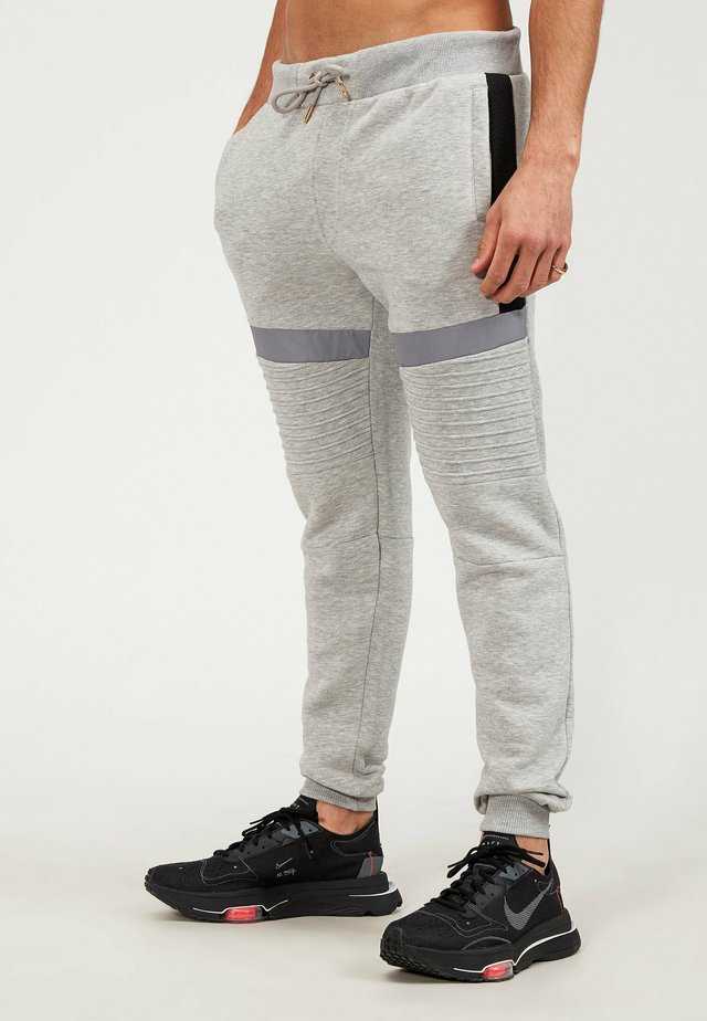 Pantaloni sportivi - grey black