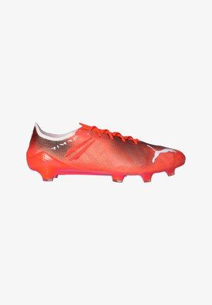 FUSSBALL RIMAC ULTRA - Chaussures de foot à crampons - rotschwarzweiss
