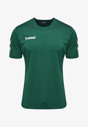 CORE - T-shirts print - evergreen