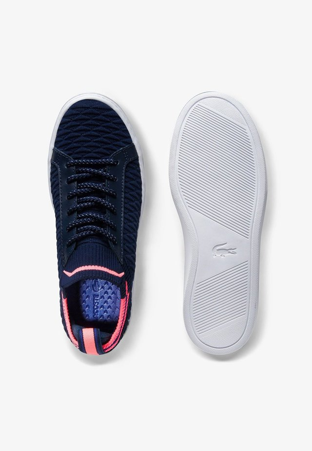 Baskets basses - nvy/pnk