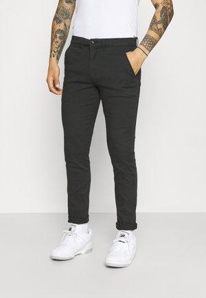JJIMARCO JJDAVE - Trousers - black