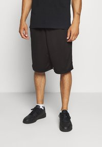 New Era - SHORT REVERSIBLE - Sports shorts - red/black - 0