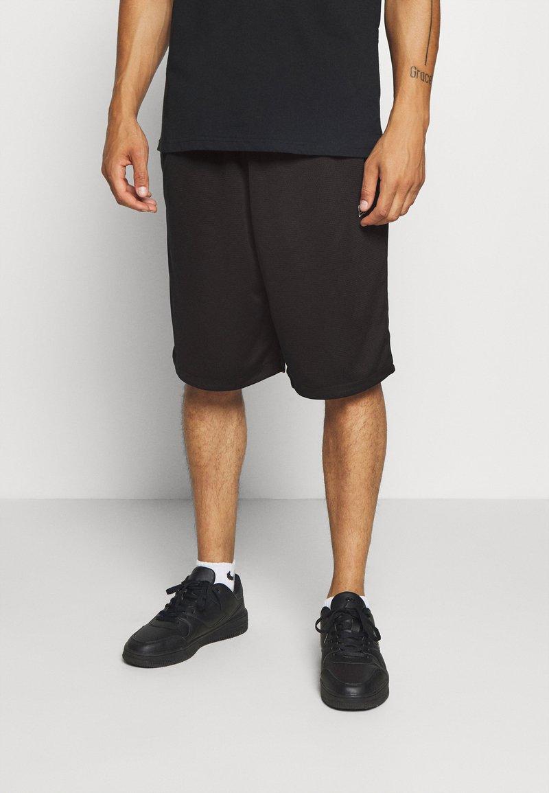 New Era - SHORT REVERSIBLE - Sports shorts - red/black