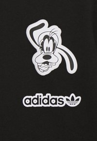 adidas Originals - GOOFY TEE DISNEY  - Print T-shirt - black - 2