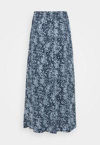 Moss Copenhagen - AMAYA RAYE SKIRT  - A-line skirt - blue - 1