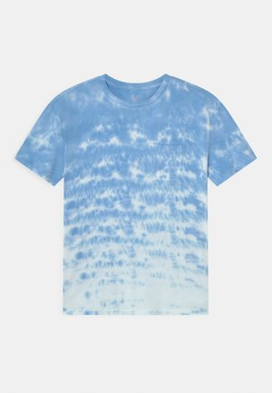 BOY  - Print T-shirt - blue