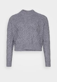 Fashion Union Petite - CABBIE - Jumper - grey - 3