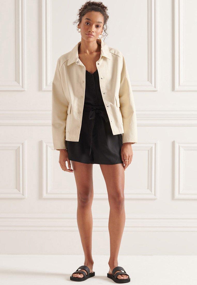 Superdry - Summer jacket - beige