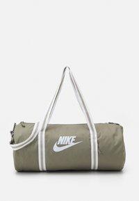 HERITAGE UNISEX - Sports bag - light army/white