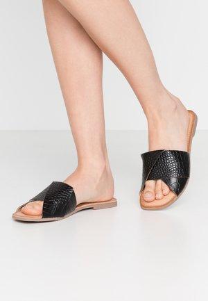 KELFORD - Pantofle - black