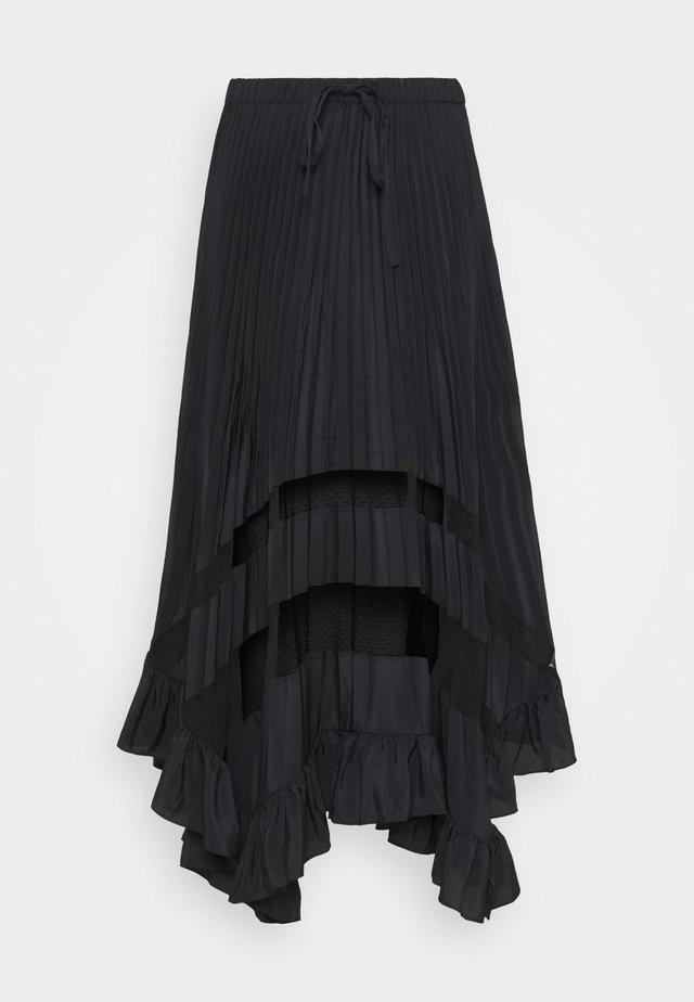 SELODE - A-linjekjol - noir
