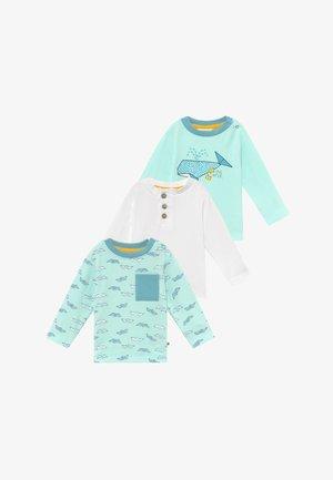 SAVE OUR SEAS 3 PACK - Langærmede T-shirts - mint