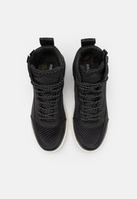 Replay - MISSION - High-top trainers - black/white - 3