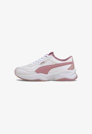 CILIA - Trainers - white-foxglove-peachskin