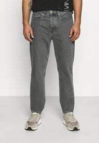Calvin Klein Jeans - BAGGY - Jean droit - denim grey - 0