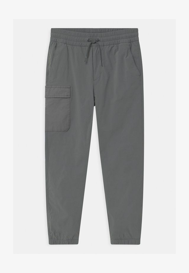 BOY LINED HYBRID  - Cargo trousers - new shadow