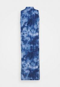 GAP Petite - DRESS MAXI TIE DYE - Maxi dress - blue - 1