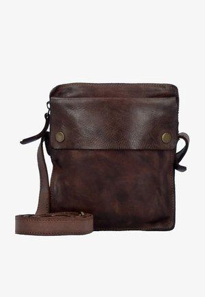 SUBMARI - Across body bag - brown