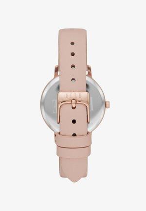 Watch - rose gold, pink