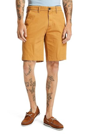 SQUAM  - Shorts - wheat boot