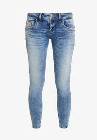 LTB - SENTA - Jeans Skinny Fit - etu wash - 3