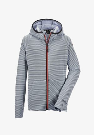 RODENY - Zip-up hoodie - navy blue