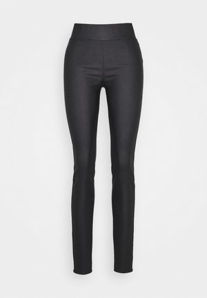 FQSHANNON COOPER - Leggings - Trousers - black