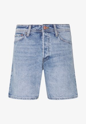 JJICHRIS JJORG  - Denim shorts - blue denim