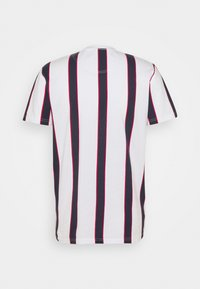 Hollister Co. - CREW - T-shirt med print - red/white/blue - 1