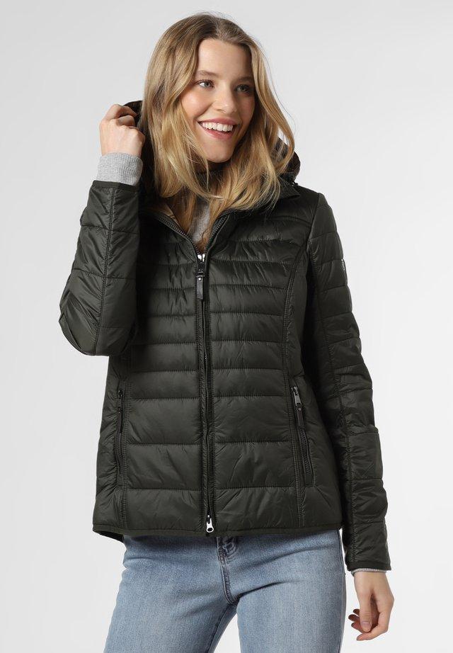 Winter jacket - tanne beige